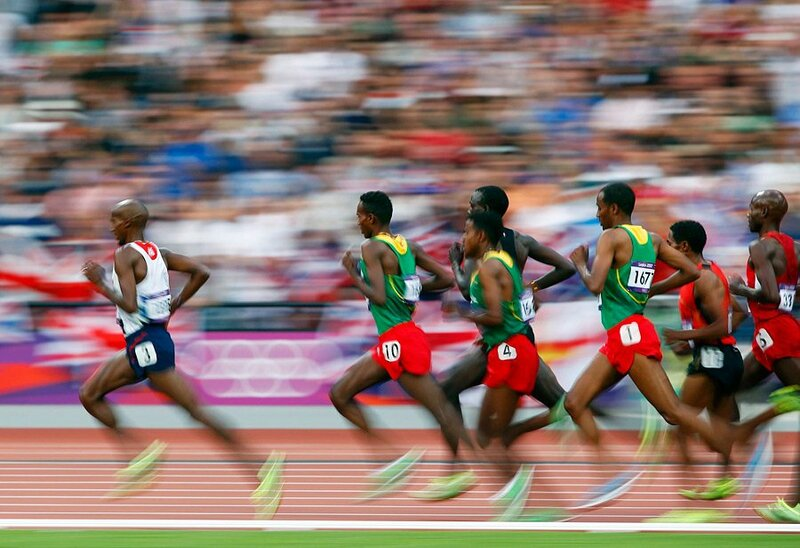 Золото XXX Летней олимпиады в Лондоне (60 фото)