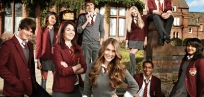 "Сериал ""Обитель Анубиса"" (House of Anubis)"