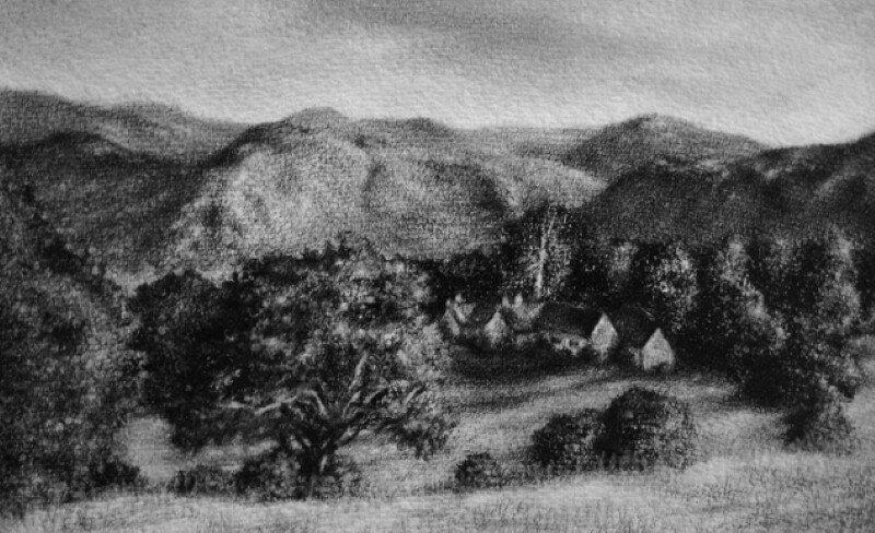 Реалистичные рисунки карандашом Kristy Griggs 19