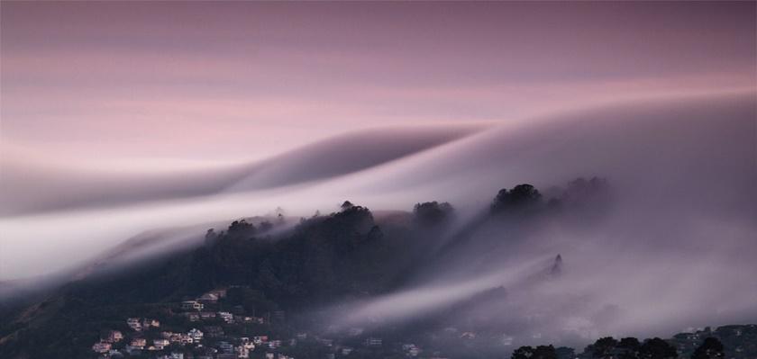 Красивые фотографии тумана в Сан Франциско, США 0 14227e 1fe5d27a orig