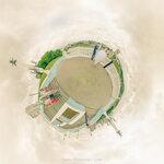 Свадьба Иван и Кристина маленькие миры, сферическая панорама, лето, микропланета, Виртуальный тур