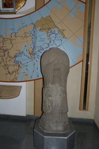 Статуи императоров
