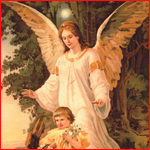 День Ангела-хранитеоя. Забытые традиции