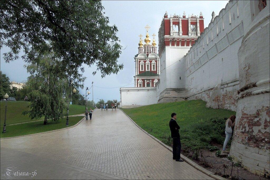 софьюшкина башня новодевичьего монастыря