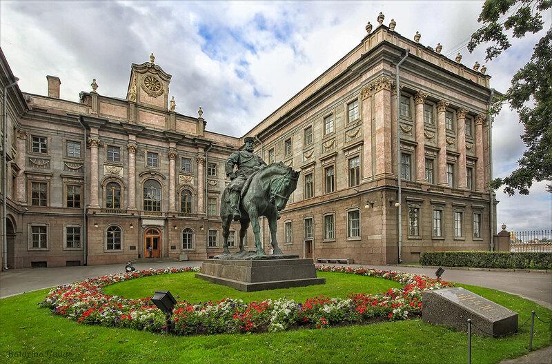 Русский музей мраморный дворец