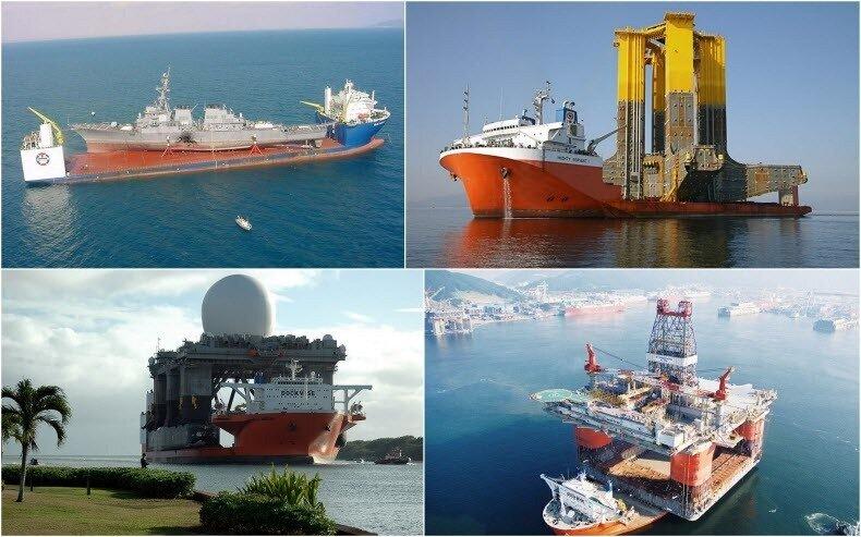 самые большие корабли мира фото