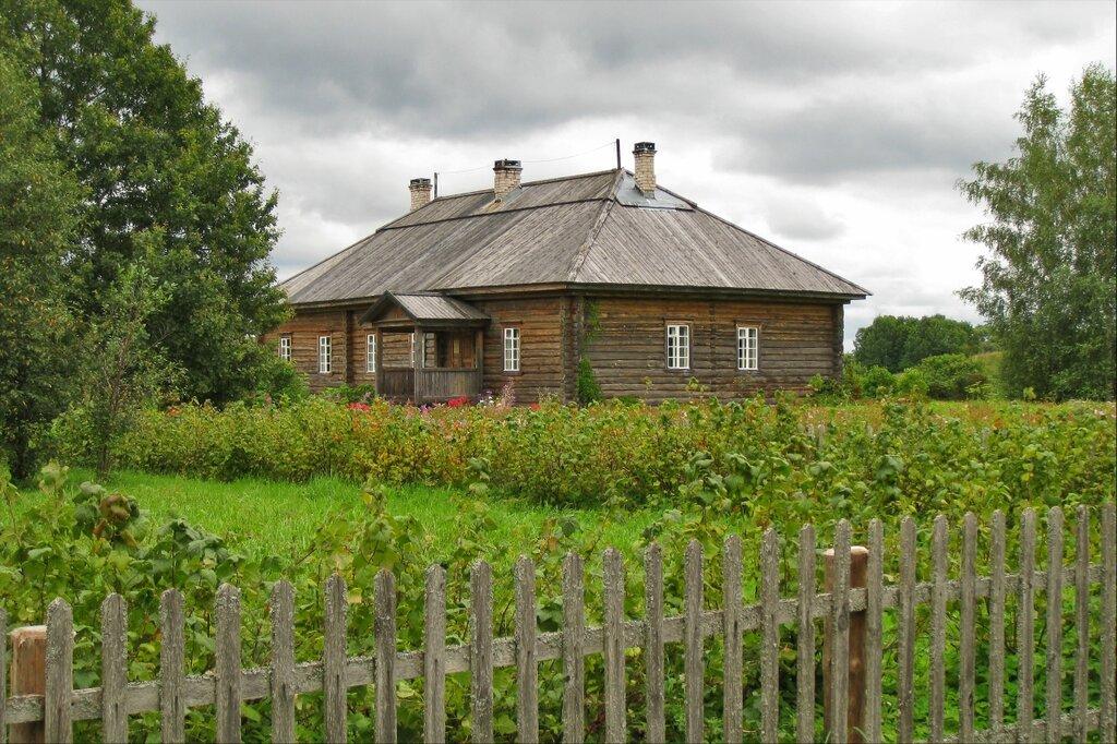 Пушкинские горы, Тригорское