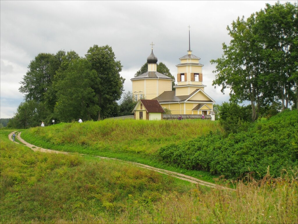 Храм великомученника Георгия Победоносца