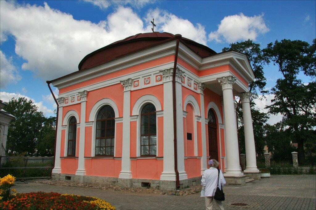 Шлиссельбург, Казанская часовня