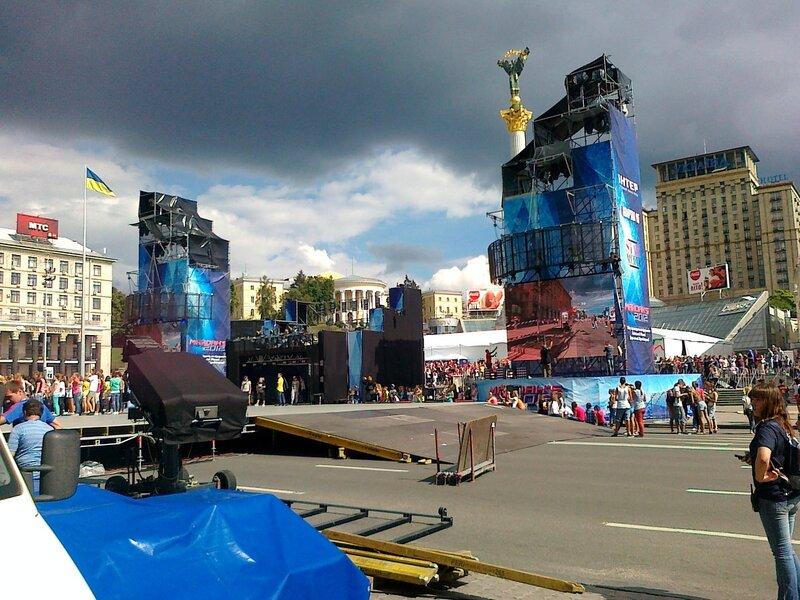 Танцевальный помост Майданс-3