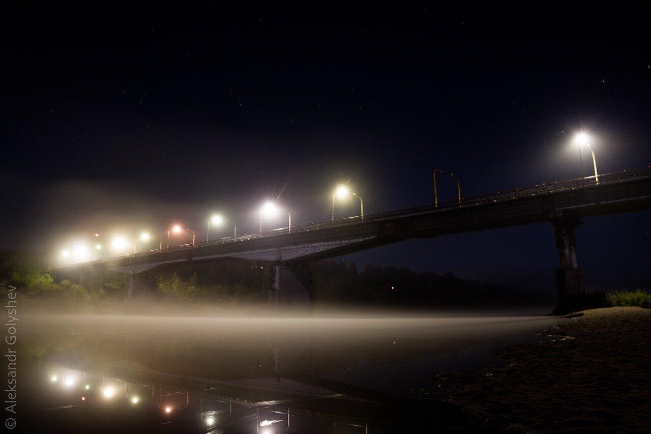 Мост через Вятку