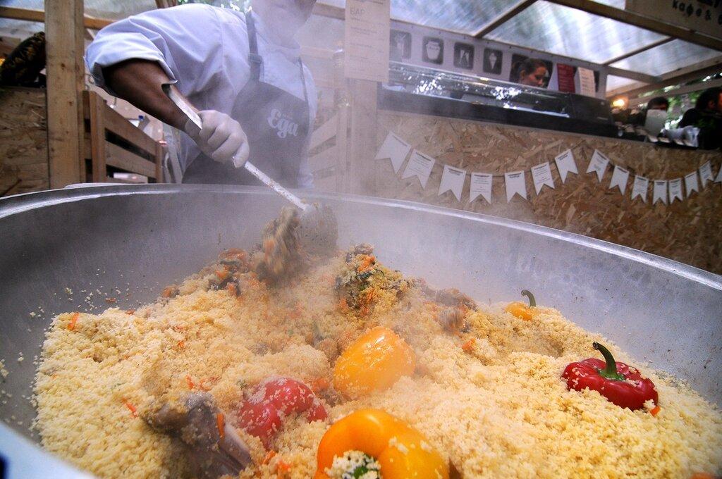 Праздник «Еды»