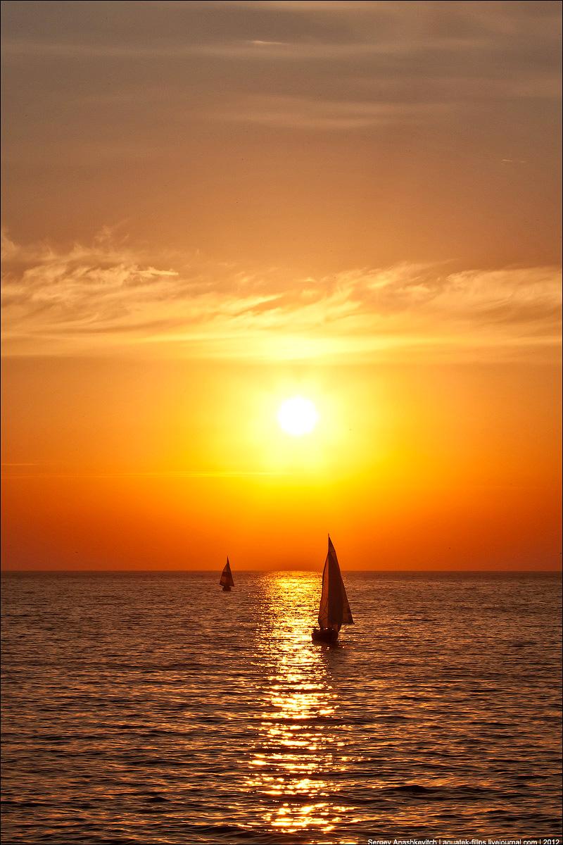 Sunset @Sergey Anashkevitch