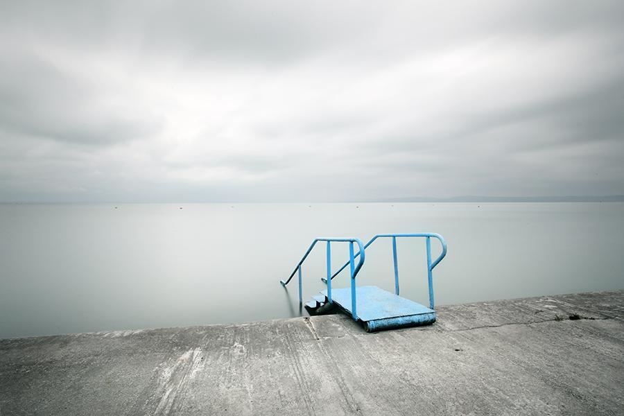 Минимализм в фотографии. Автор Akos Major