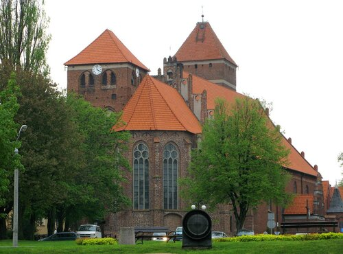 Церковь св. Георгия, фото В. Смолика, 2012 г.
