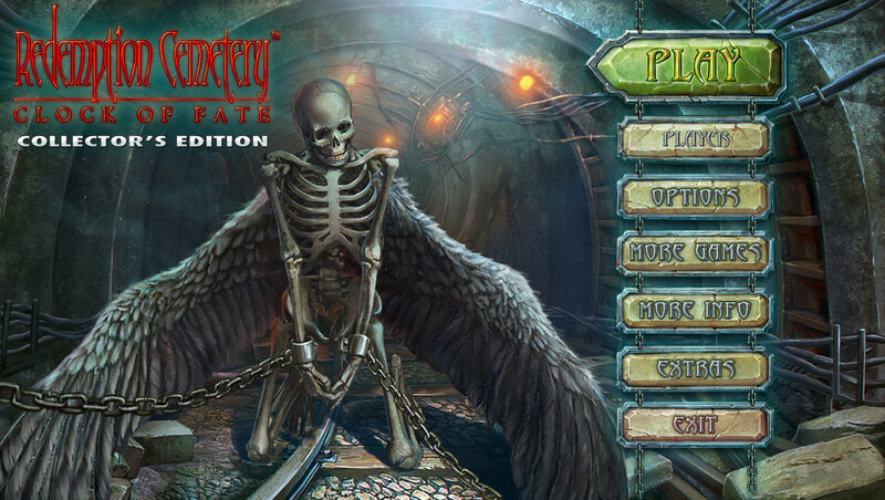 Redemption Cemetery: Clock of Fate CE