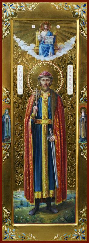 святой князь Игорь