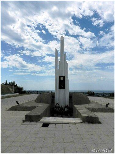 Памятник караблекрушению