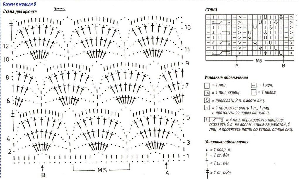 Вязалочка вязание спицами и крючком схемы и модели