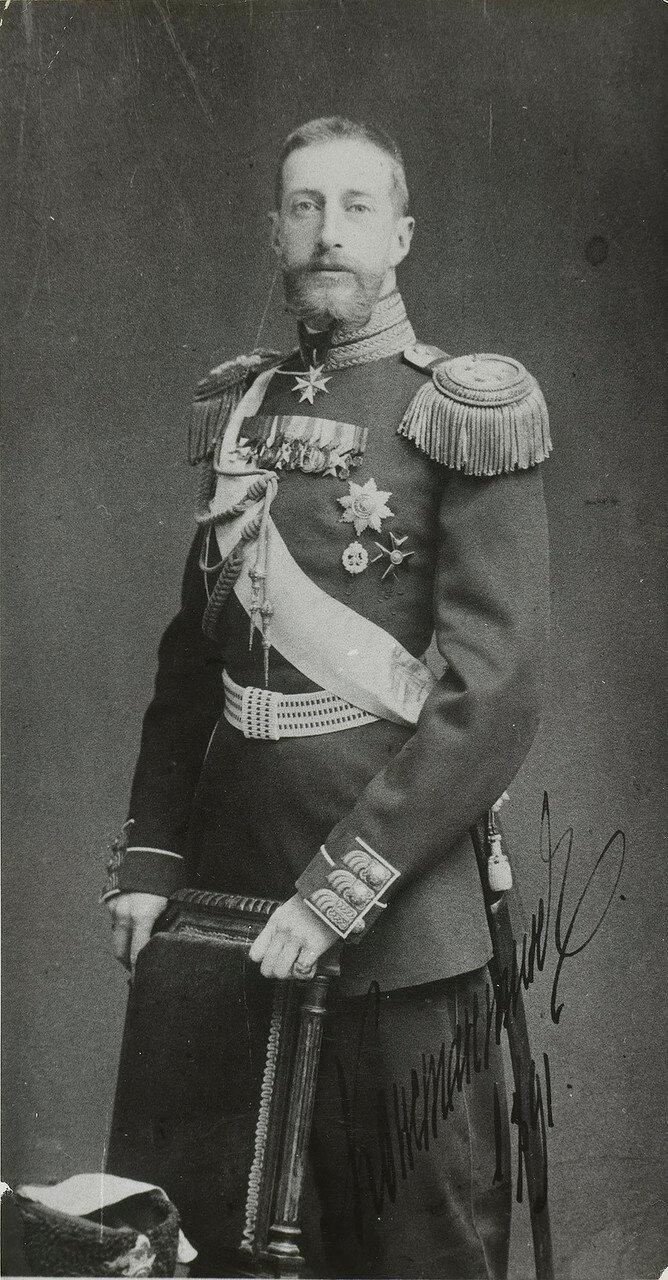 1891. Великий князь Константин Константинович