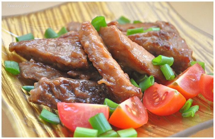 свинина по-корейски фото рецепт