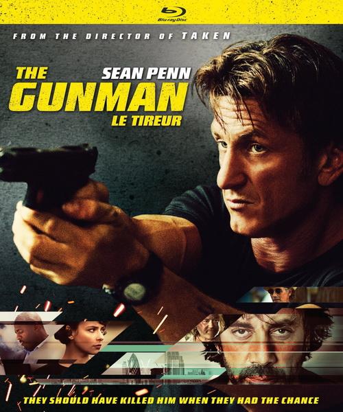 Ганмен / The Gunman (2015/BDRip/HDRip/PROPER)