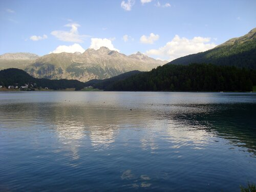 St. Moritzersee (Switzerland)