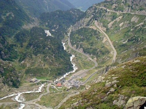 Susten pass (Switzerland)