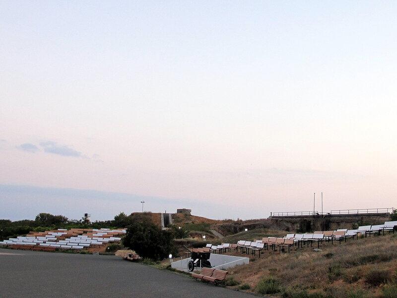 35 береговая башенная батарея