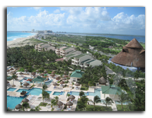Мексика .Iberostar Cancun 5*