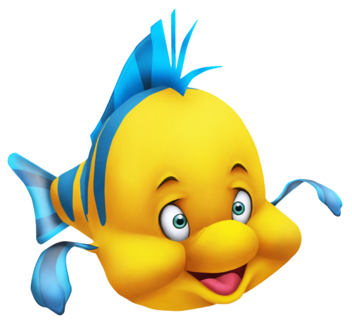 Little_Mermaid_FlounderPNG_Clipart_Picture.png
