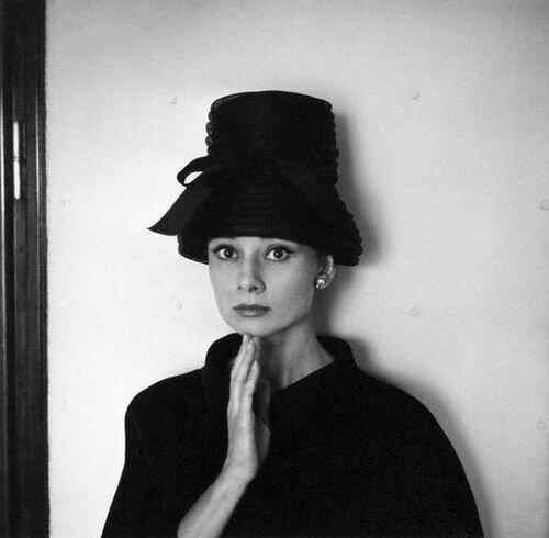 NPG x14103,Audrey Hepburn,by Cecil Beaton