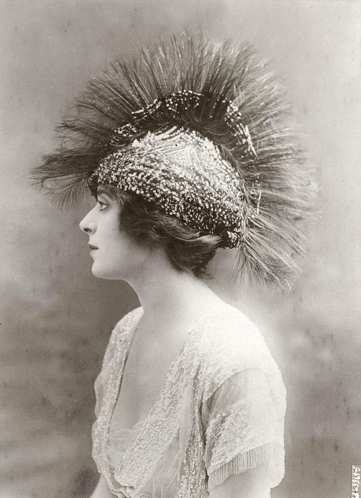0 6f5a7 492bea1b orig Женские шляпки 1913   1915 годов