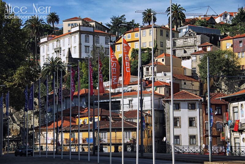 виды Порту, Португалия