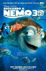 Смотреть мультик В поисках Немо 3D