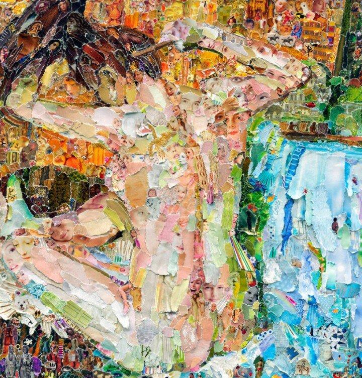 Vik Muniz. Современный художник 19