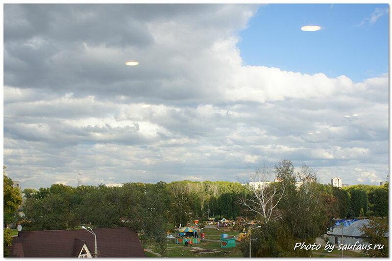 НЛО над Тольятти