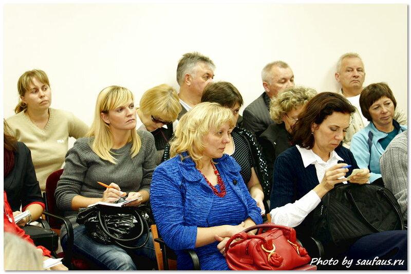 Встреча мэра с предпринимателями