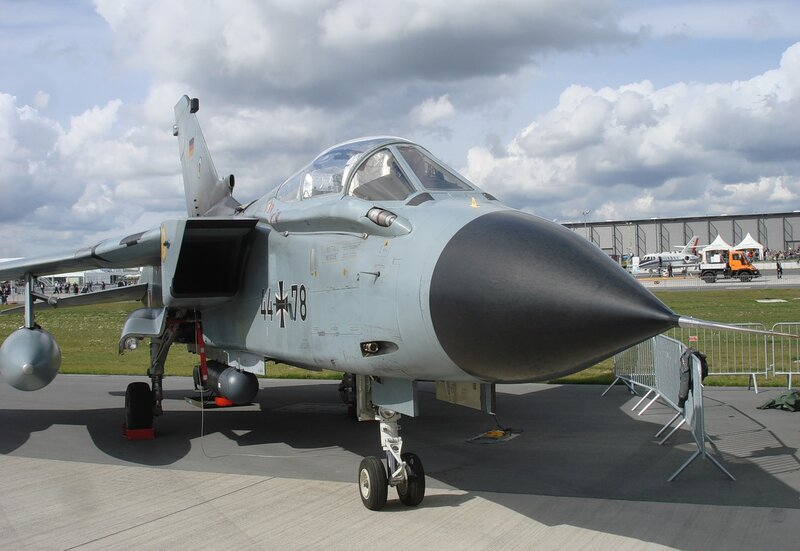 Истребитель-бомбардировщик «Торнадо» IDS