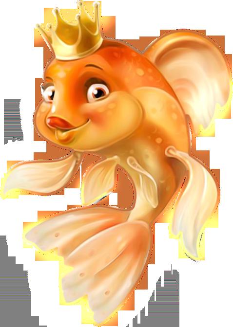 Рыбка из линий рисунок