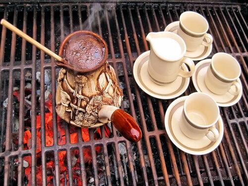 Кофе-гриль