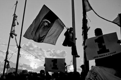 революция в Ливии