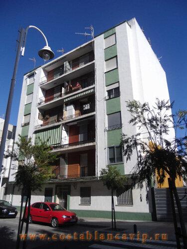 квартира в Испании, квартира в Гандии, недвижимость в Испании, недвижимость от банка, квартира на пляже, квартира от банка на пляже, квартира в  Gandia, Gandia, Valencia, Costa Blanca, CostablancaVIP