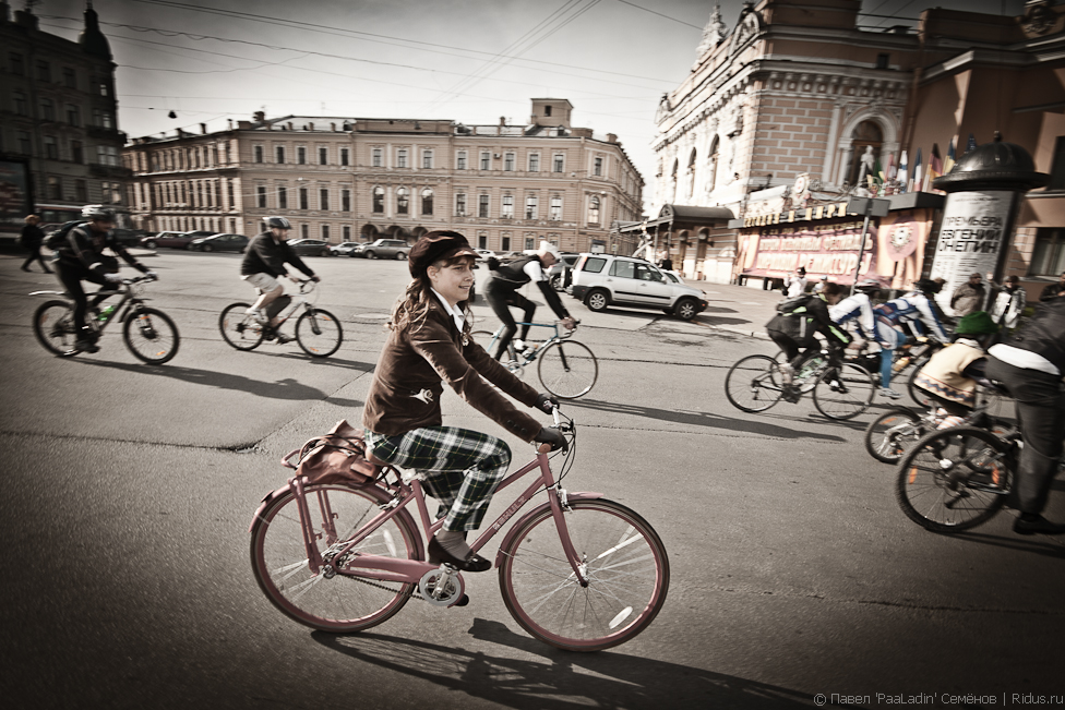 Твидран в Петербурге. Фото: Павел 'PaaLadin' Семёнов   Ridus.ru