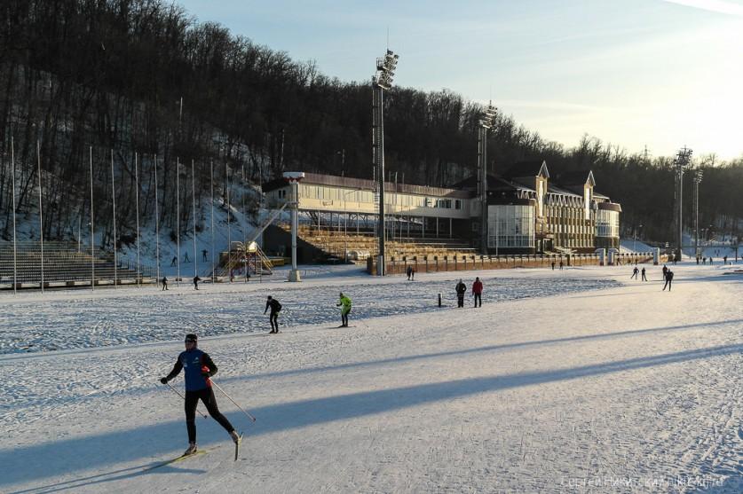В Уфе любят спорт, все в городе болеют за хоккейную команду «Салават Юлаев»!