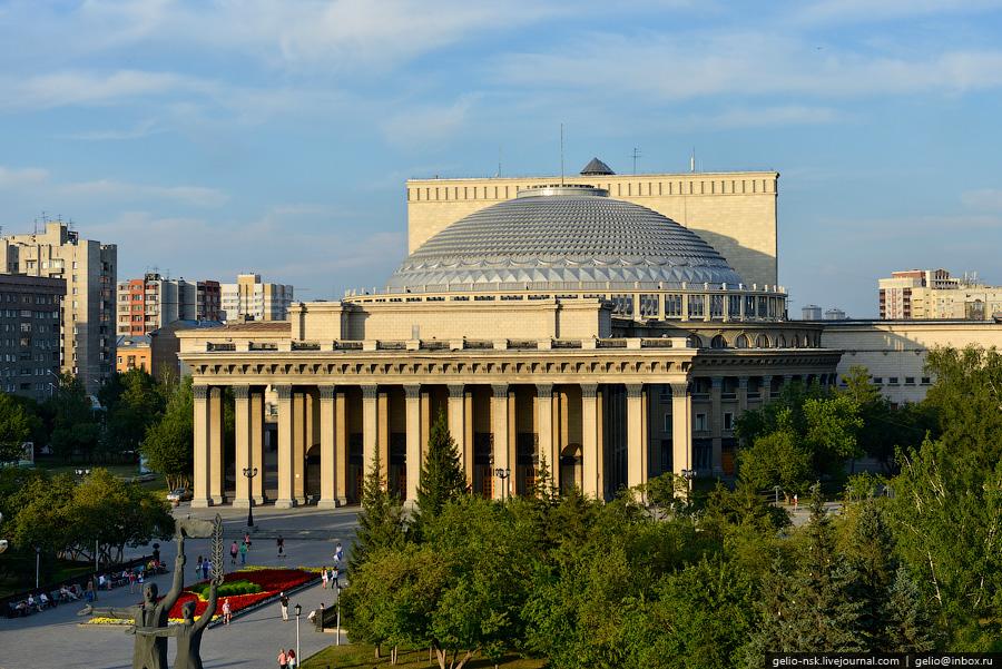 театры новосибирска оперы и балета телефоны