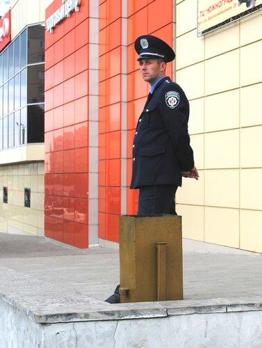милиционер или мусор