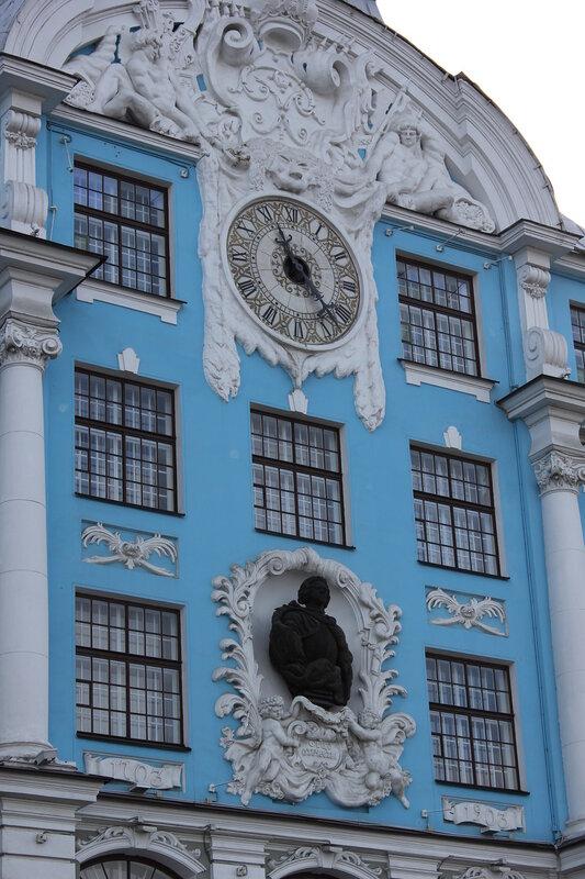 Нахимовское военно-морское училище. Санкт-Петербург