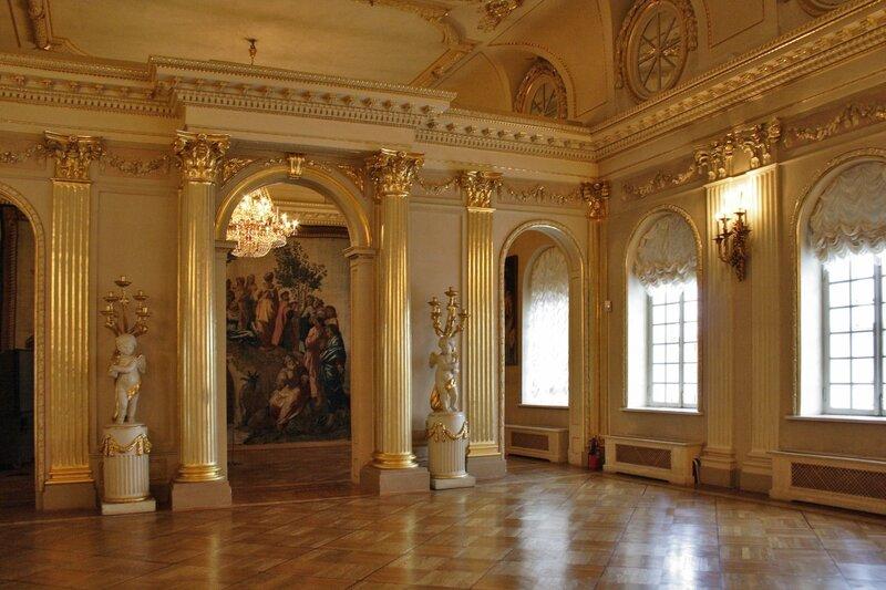 Дворец Меншикова, Большой зал