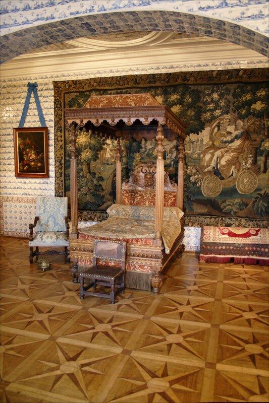 Дворец Меншикова, Варварины покои
